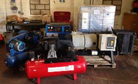 used-air-compressors-dryers