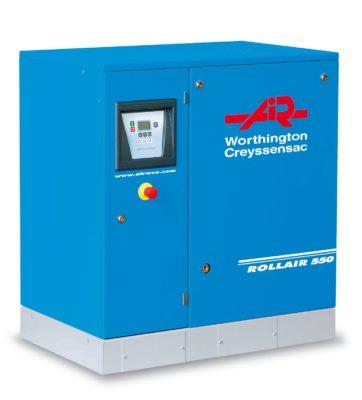 product image - WORTHINGTON ROLLAIR 1500 BASE UNIT 15 HP – 13 BAR